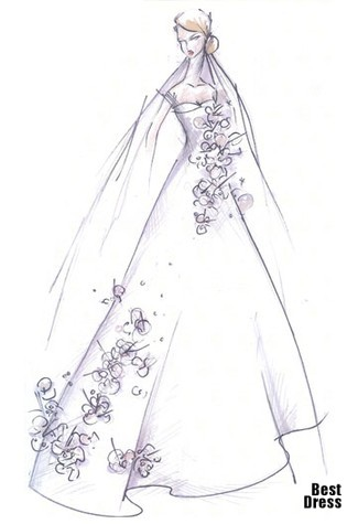 выпускные платья длинные